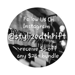 Other - Follow Us On Instagram Get $5